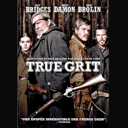 True Grit - Coen / Bridges / Damon 2010